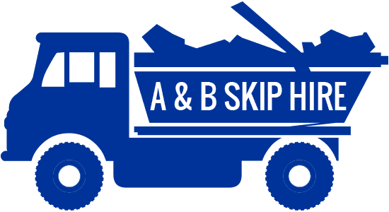 Domestic skip hire from A & B Skip Hire