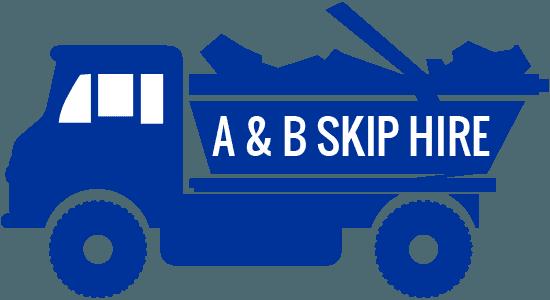 Domestic skip hire from A & B Skip Hire